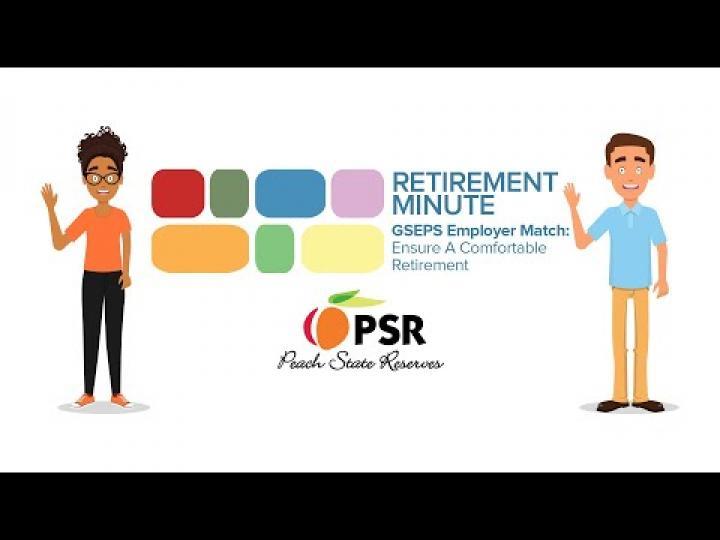 Video – GSEPS 401(k) Match